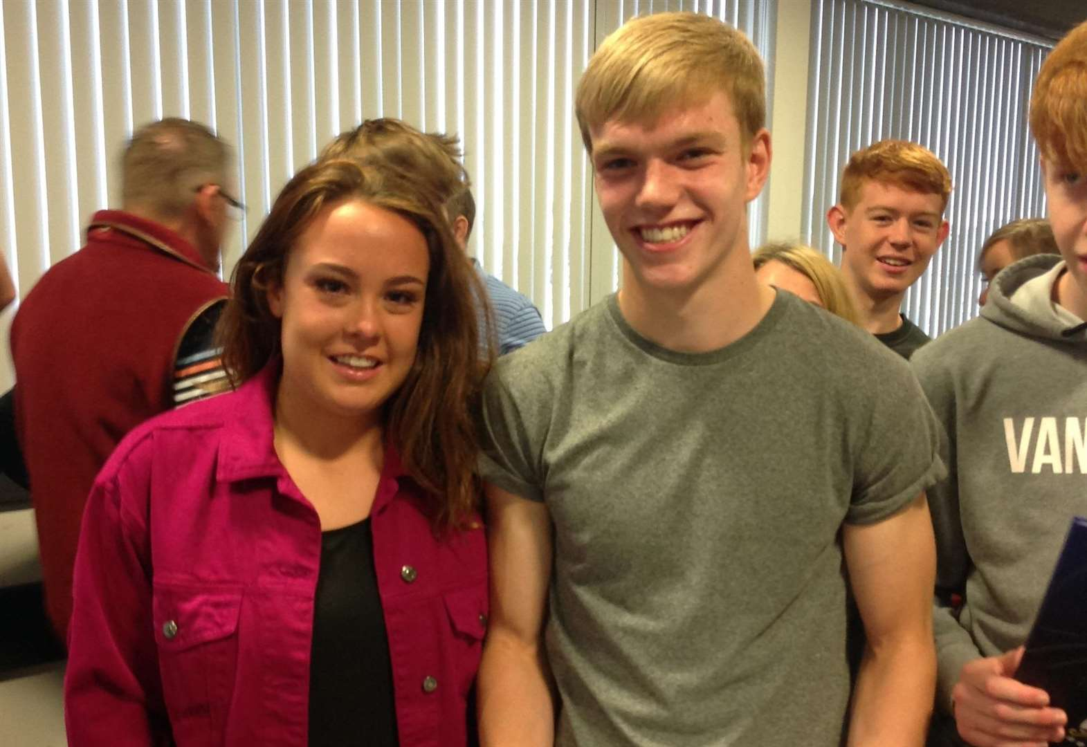 GCSE: Deepings School welcomes results