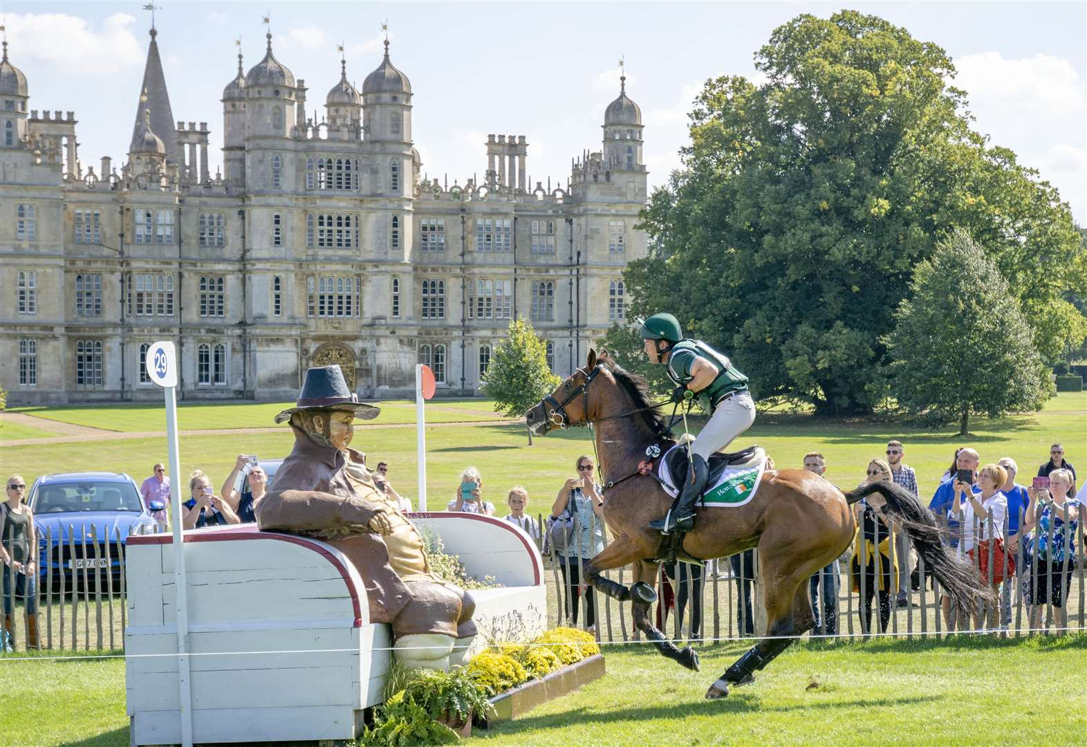 Burghley Horse Trials: All the winners and more pictures