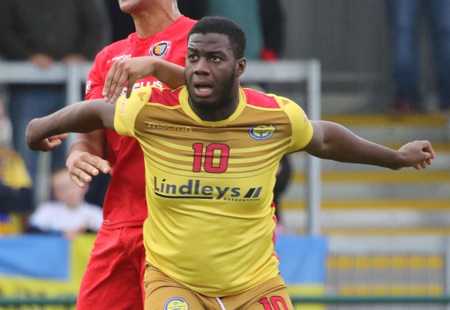 FOOTBALL: Stamford sunk by transfer target Opoku