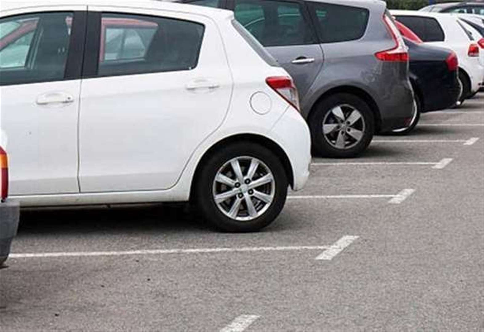 Parking charges in county car parks suspended to help key workers