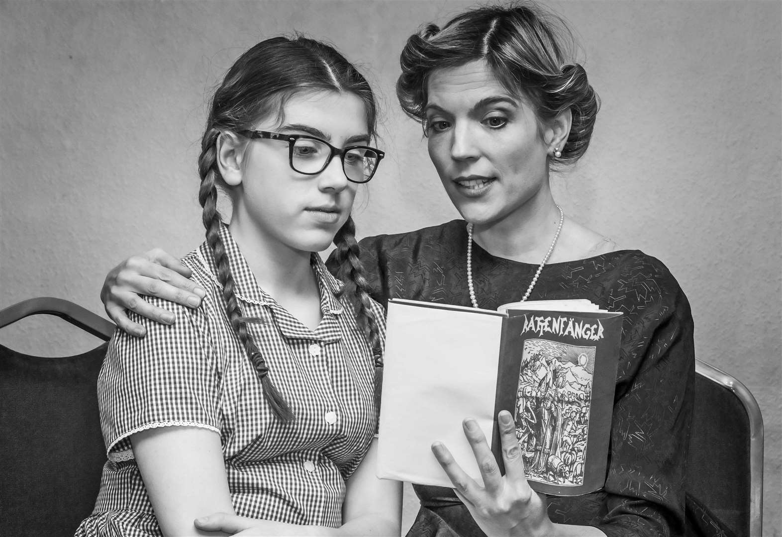 Mum and daughter team up for moving, must watch play on holocaust