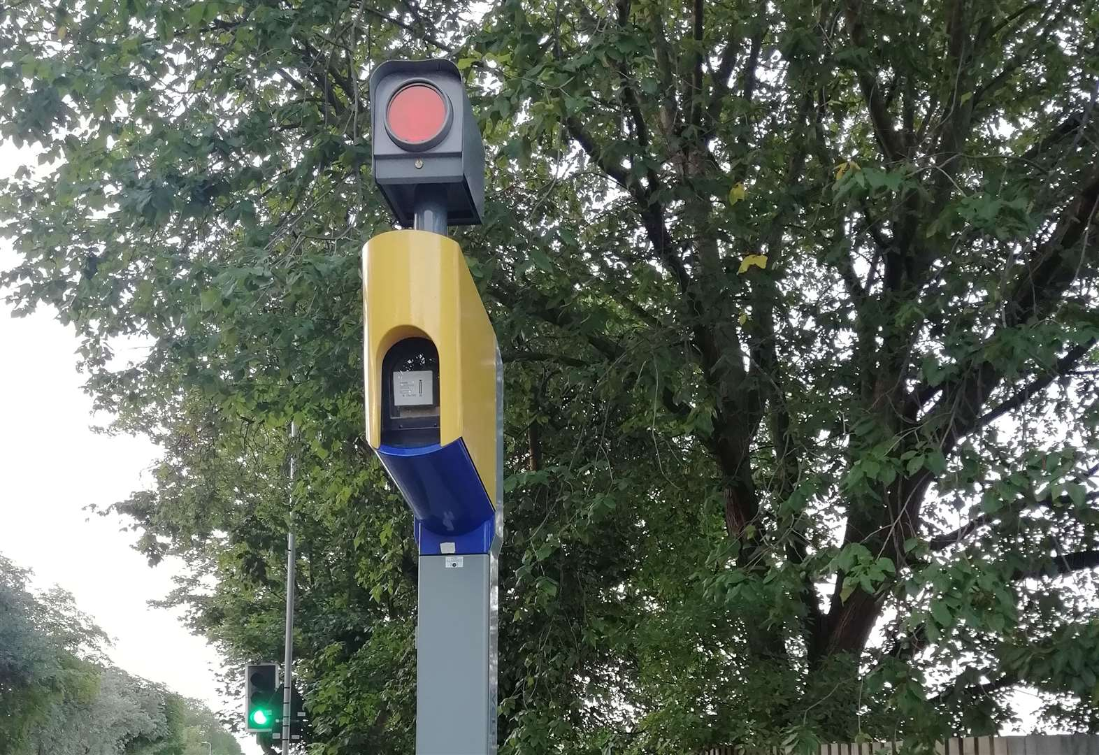 New speed camera for Stamford