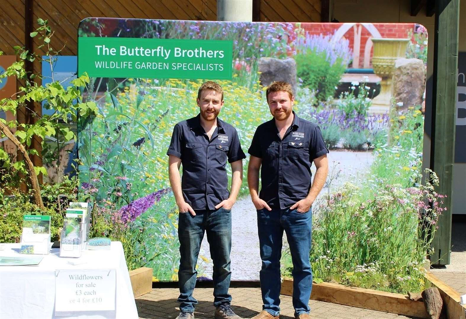 BBC 2's Gardeners' World to feature the 'Butterfly Brothers' from Bourne tonight