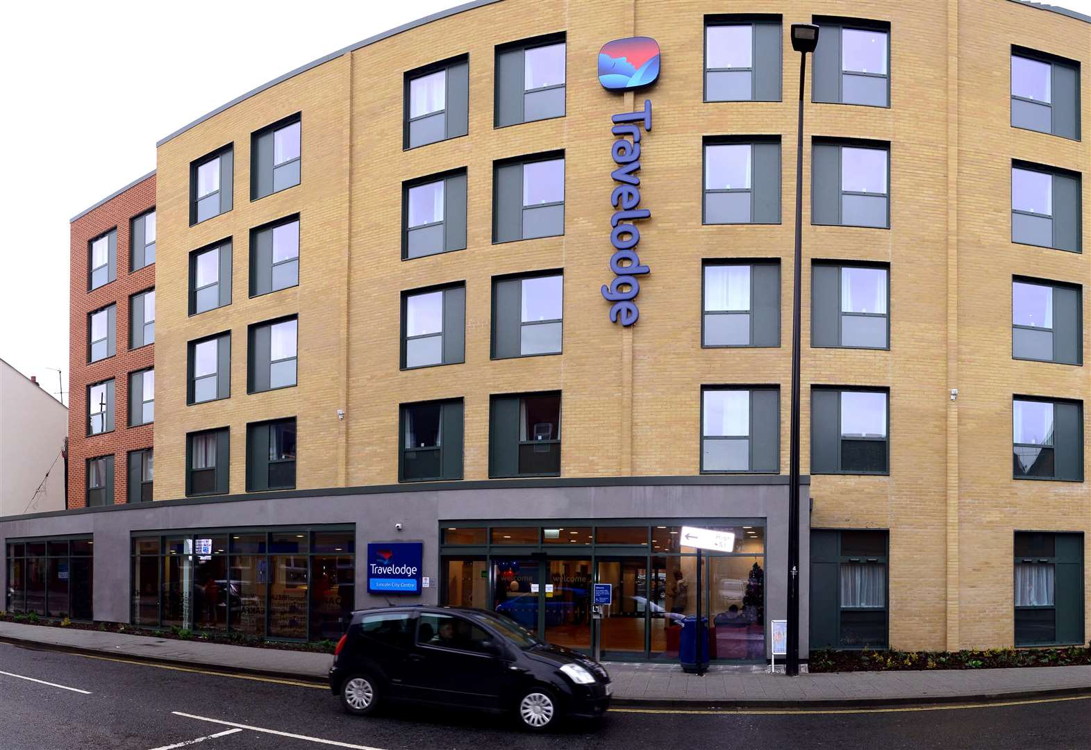 Budget hotel chain interested in Stamford