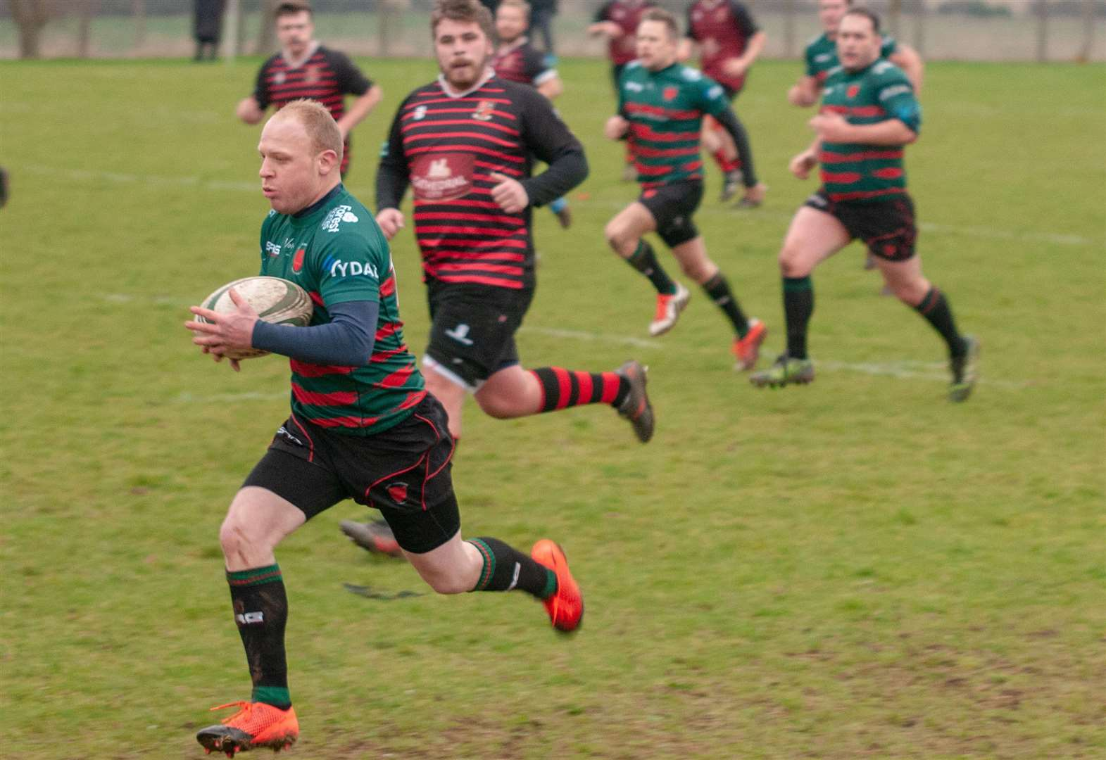 RUGBY UNION: Old Boys make flying start to New Year with home victory