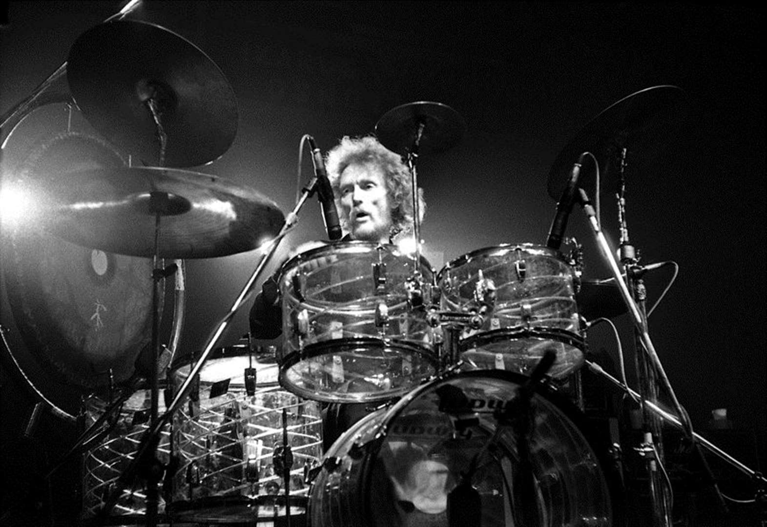 An evening with Ginger Baker's daughter