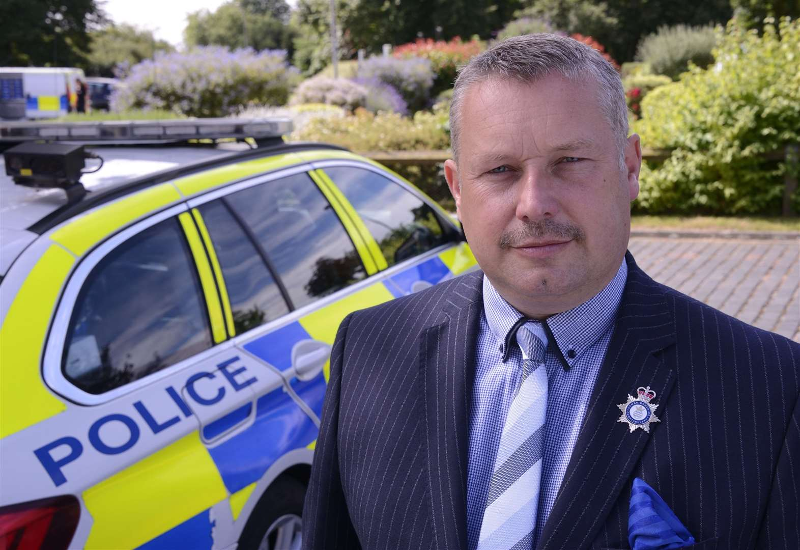 Allegations against Police and Crime Commissioner Jason Ablewhite are of a 'criminal nature'