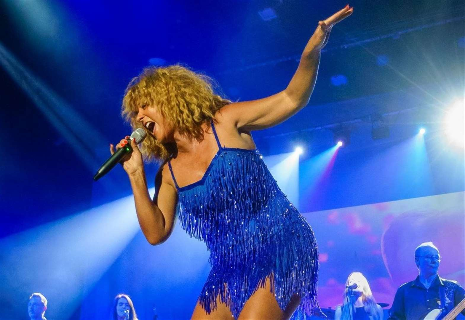 Tina Turner Experience heading to Stamford Corn Exchange and she's Simply the Best