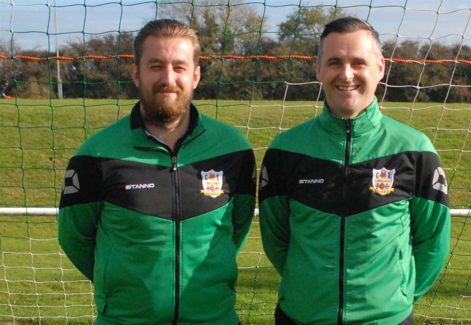 FOOTBALL: Joint management team for Cottesmore Amateurs