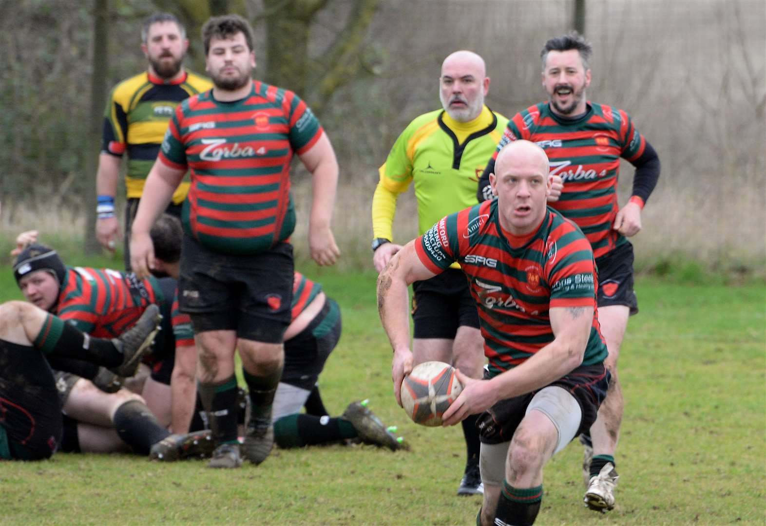 Derby double as Old Boys defeat Deepings