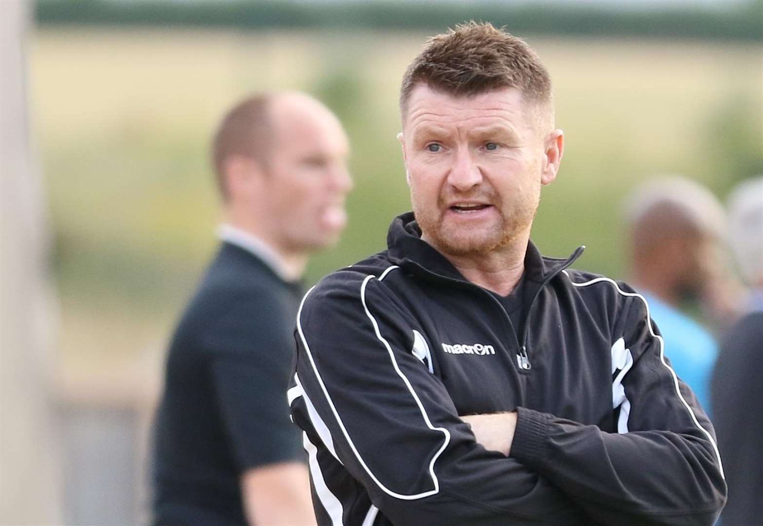 FOOTBALL: It's all coming together, says delighted Daniels boss