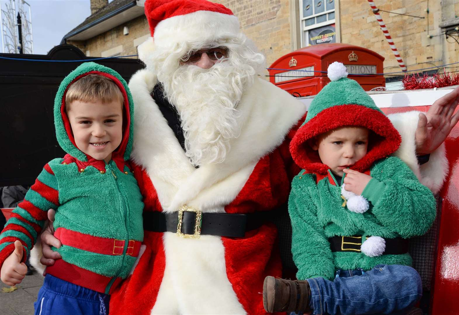 Market Deeping Christmas Market offers something of all the family on Sunday