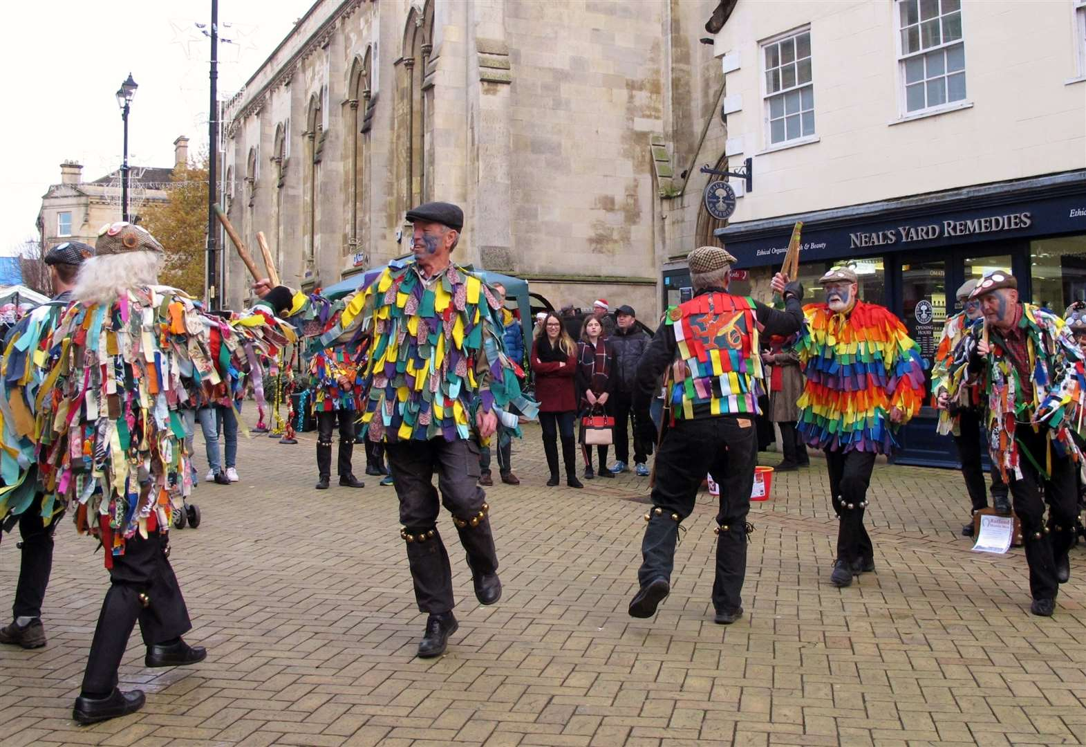 Join Rutland Morris for their usual fun and games at Manton and Uppingham on Boxing Day