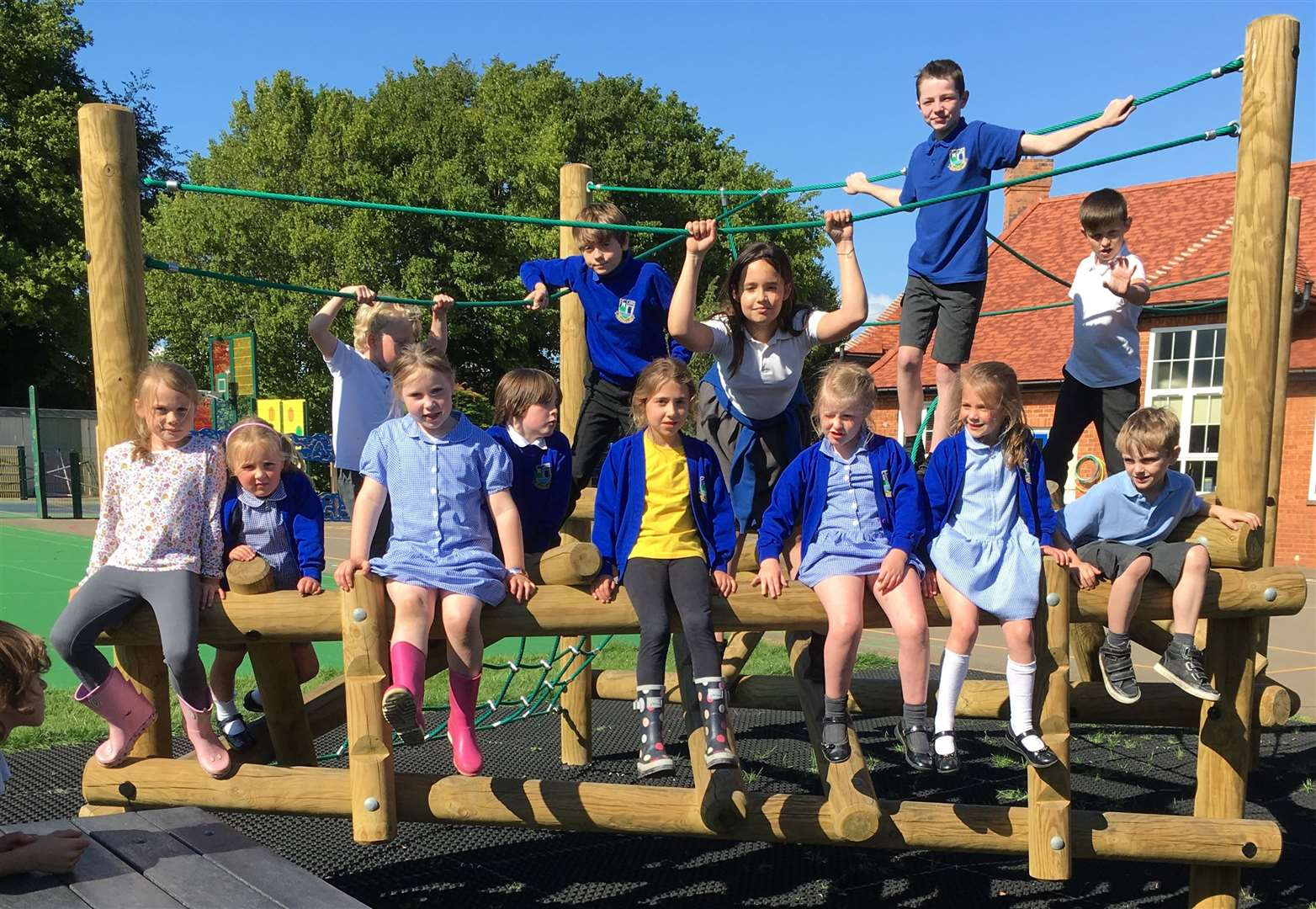 Bythams After School Club to celebrate 'good' rating