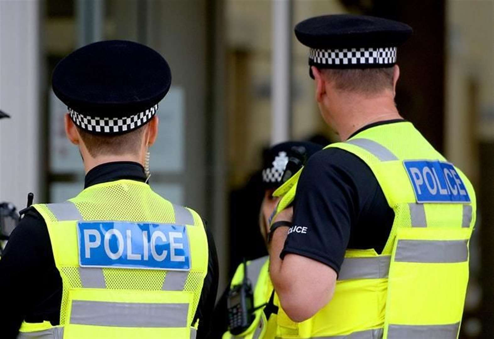 People urged to have a say on policing
