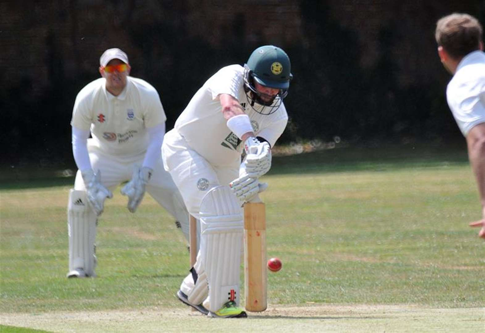LINCS PREMIER DIVISION: Bandaranaike bags eight wickets to inspire Bourne to victory