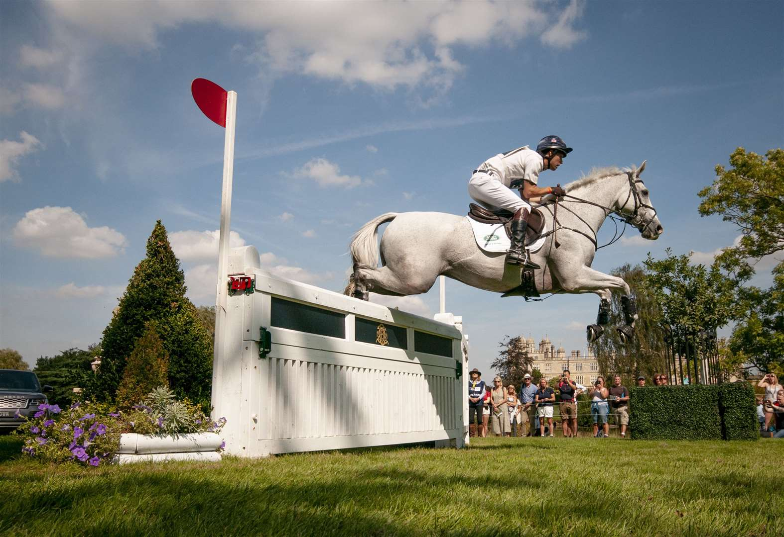 Burghley Horse Trials to become a five day event from 2020