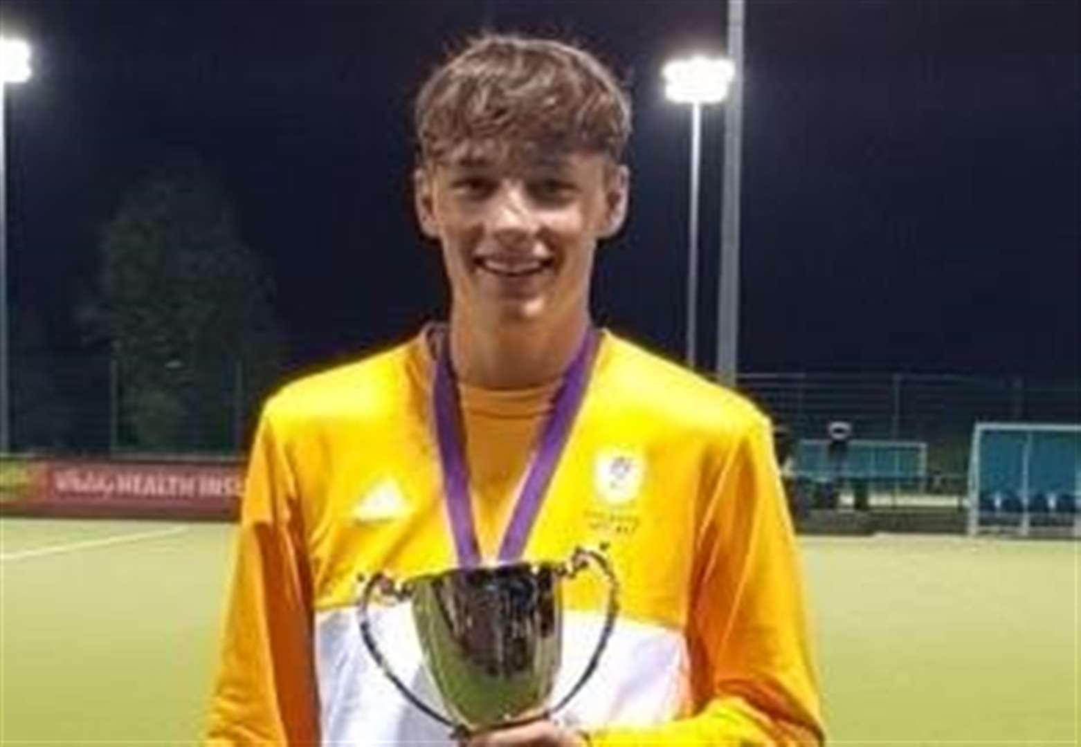 HOCKEY: Stamford School duo earn national recognition