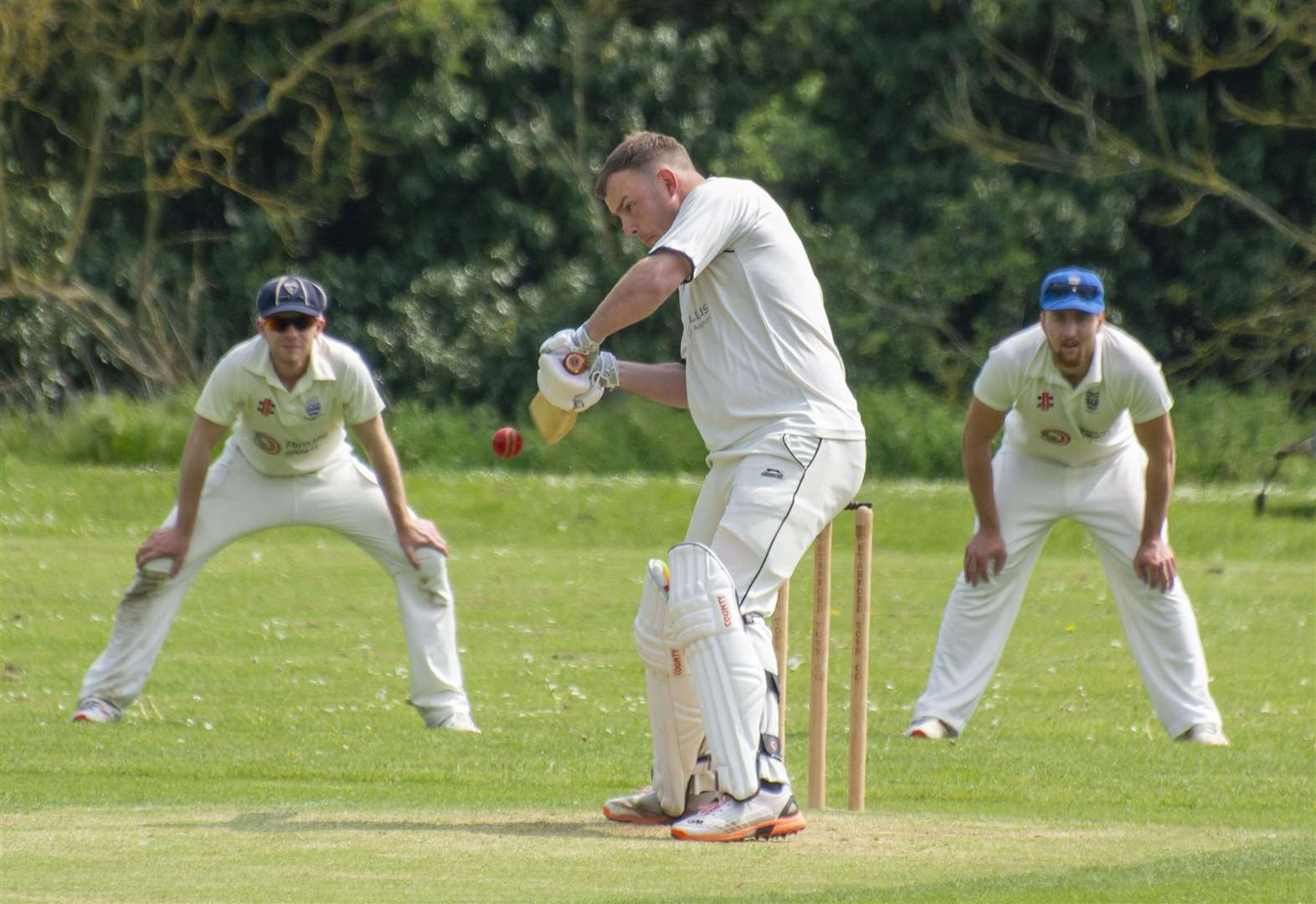 Third successive victory as Barnack triumph in early table-topping tussle