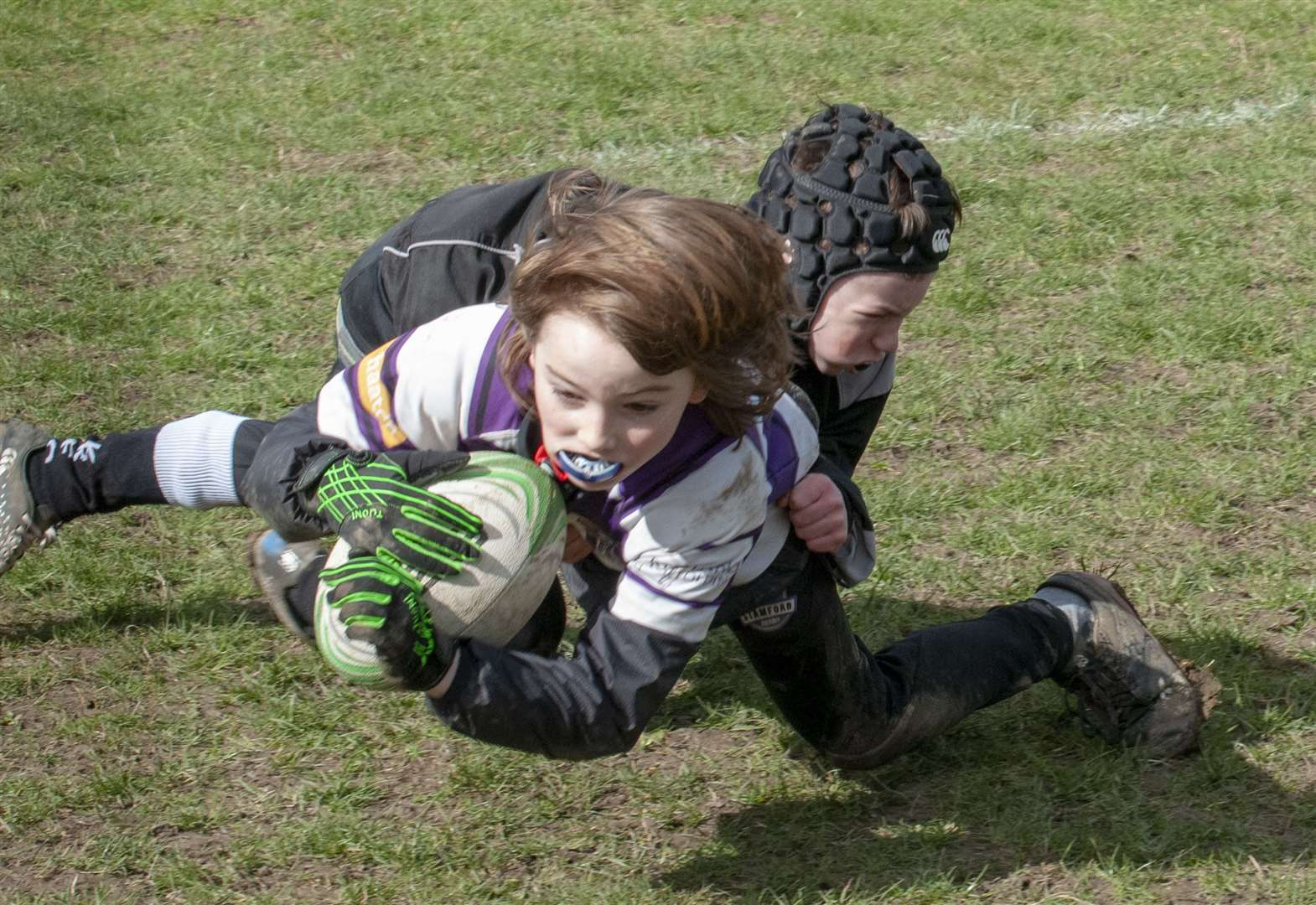 RUGBY: Youngsters turn out in force for first weekend of Stamford festival