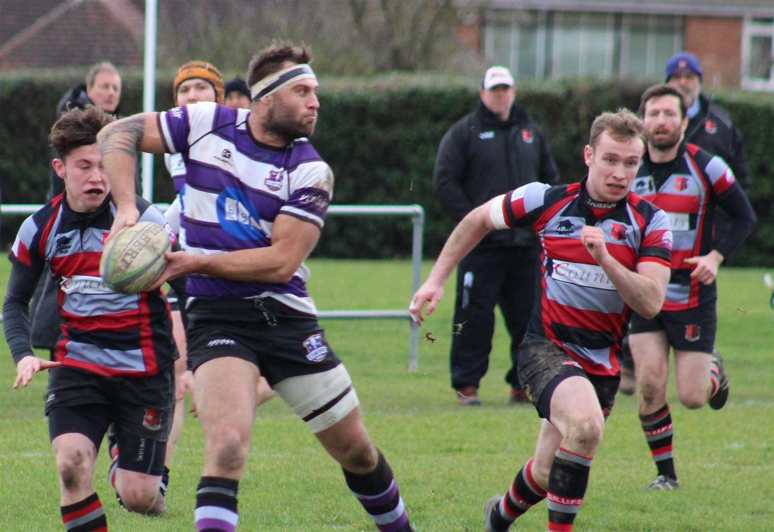 RUGBY: Strong first half performance sends Stamford to ninth successive victory