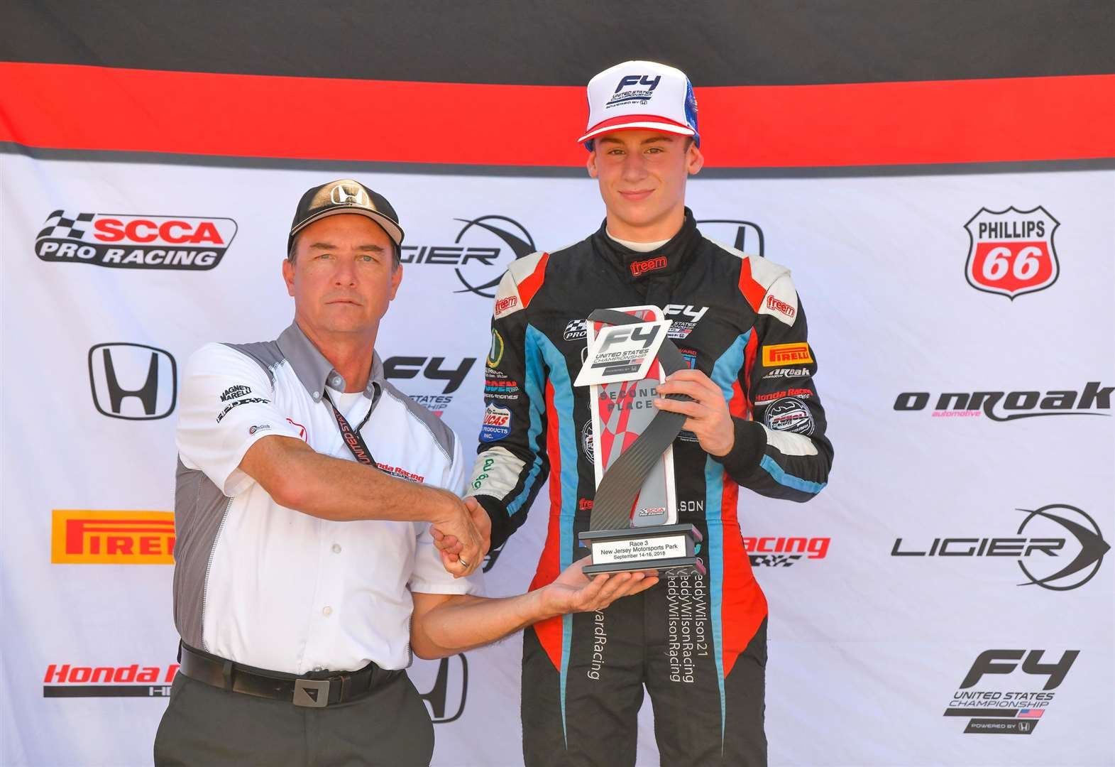 MOTORSPORT: Teddy takes qualifying record in another formidable performance