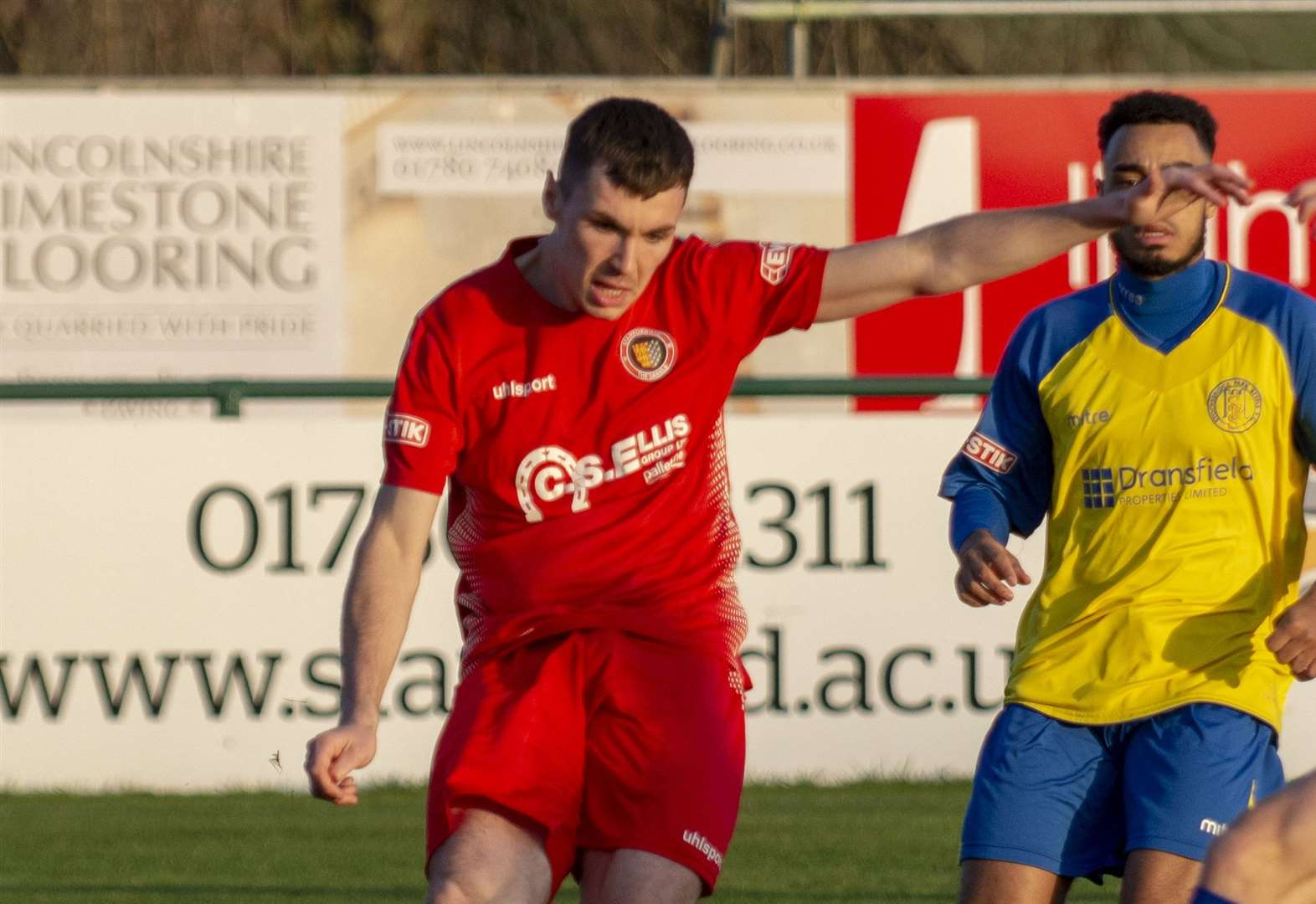 Dependable Daniels defender makes Matlock move