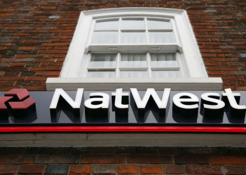 NatWest owner Royal Bank of Scotland has said account payments are missing for some customers across its banking brands. Photo: Jonathan Brady/PA Wire . CITY_RBS_090049.JPG
