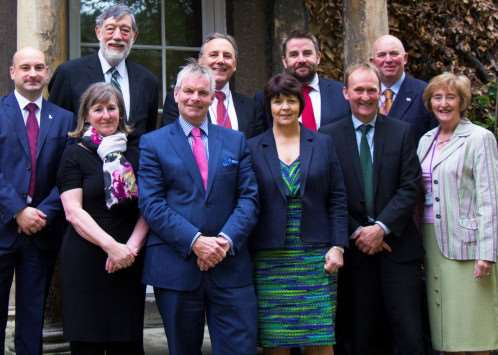 The new executive at Lincolnshire County Council.