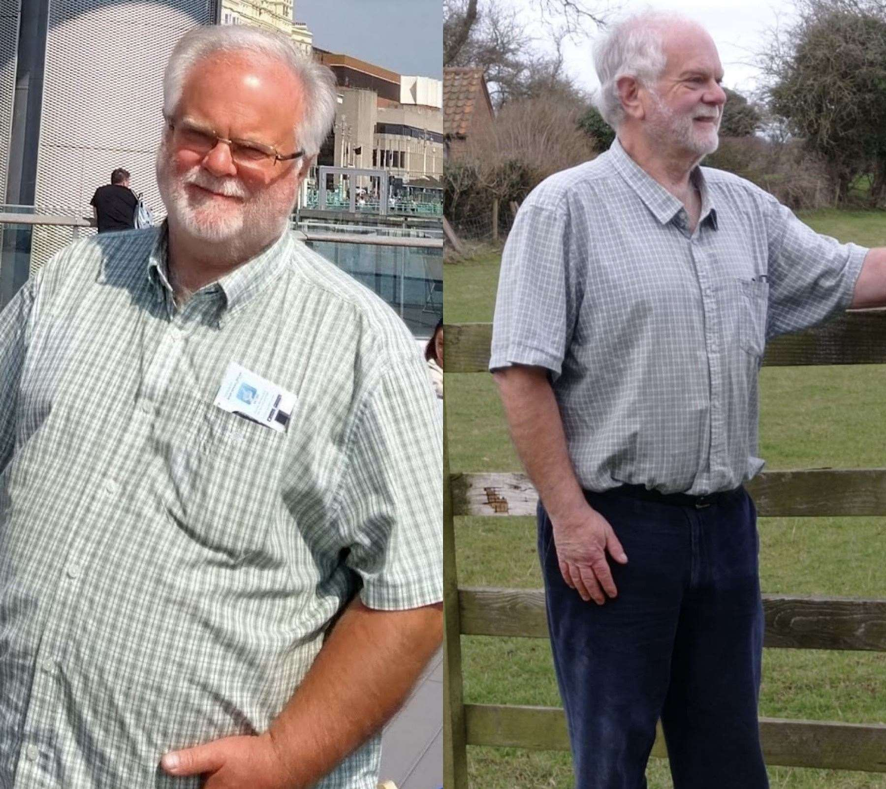 Ray Banks, le plus grand perdant à Oakham Slimming World 2021
