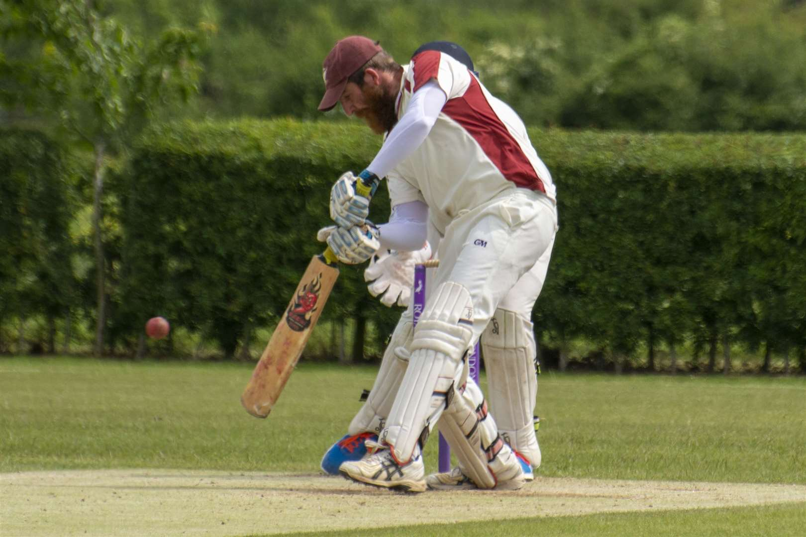 Uppingham v Stamford in the Rutland League (12135654)