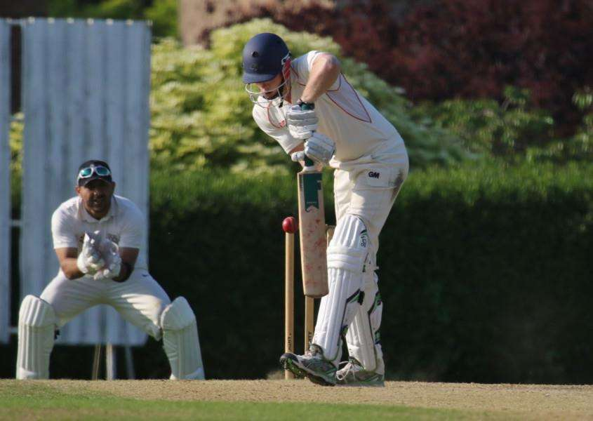 Action from Uppingham Town v Stamford. Photo: Geoff Atton EMN-160806-102907001