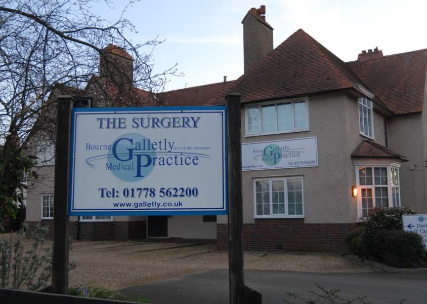 Galletly Practice, North Road, Bourne - scene setter EMN-160128-084408001