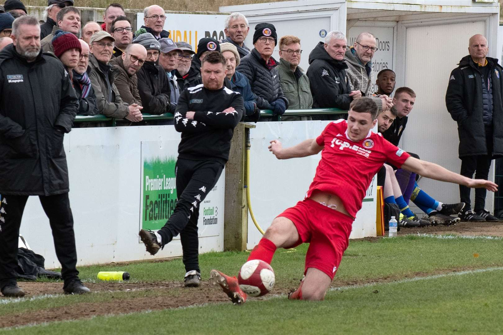 Stamford were 5-1 derby winners over Spalding United. Photo: Alan Walters (31578907)