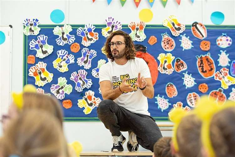 Joe Wicks 'in talks with Channel 4 over daily fitness show'