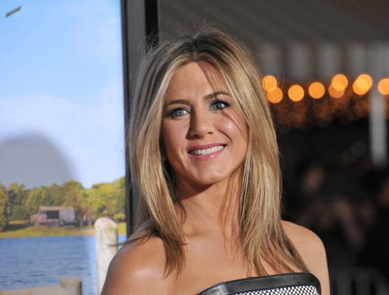 Endorsements from celebrities such as Jennifer Aniston can help to sway shoppers' buying decisions. Credit: Shutterstock