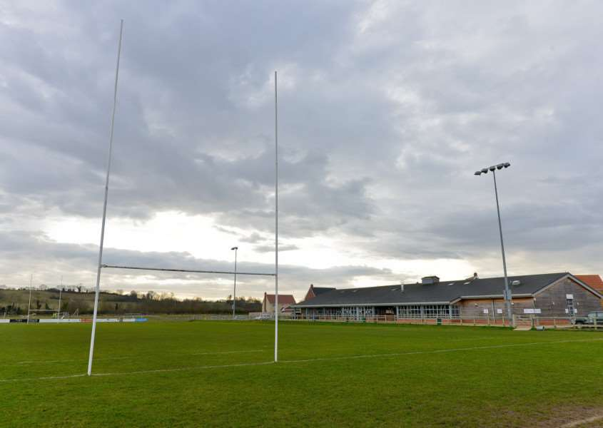 Sudbury Rugby Club's Whittome Field