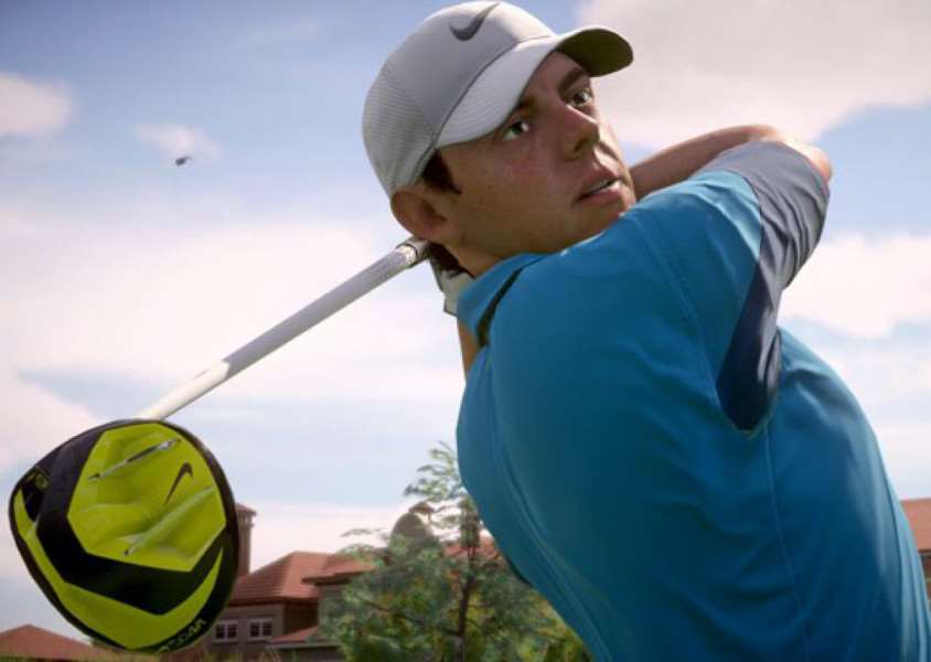 Rory McIlroy swings into gaming with EA