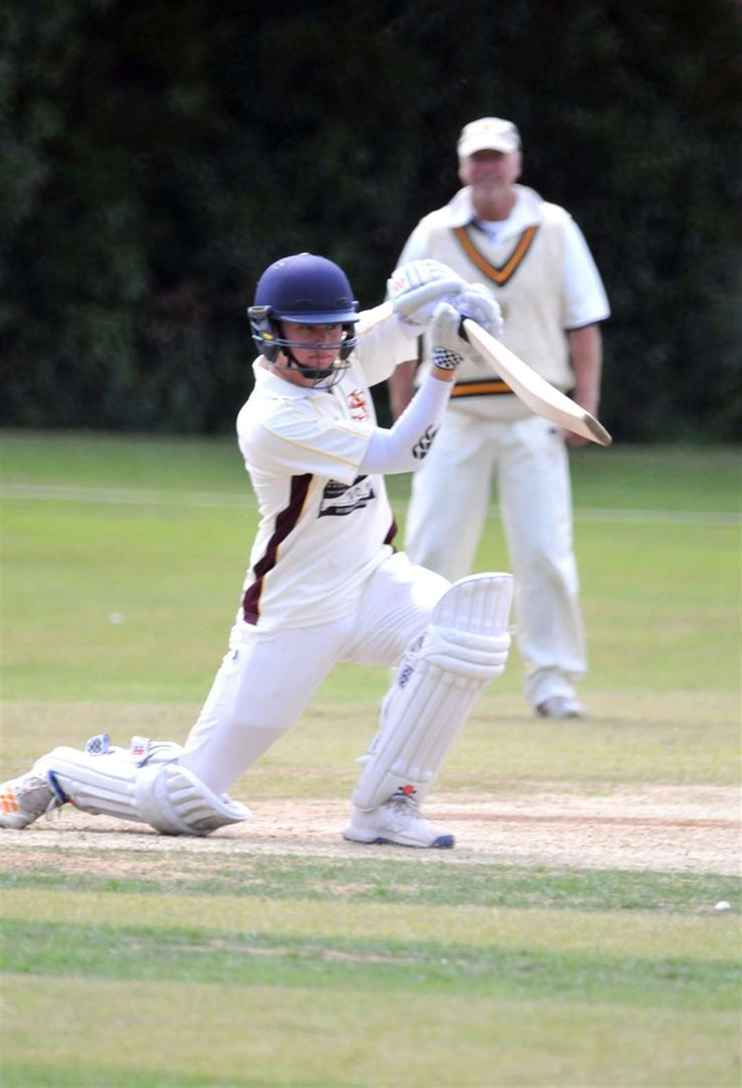 Long Sutton Cricket Club - action v StamfordWil Naylor (2686615)
