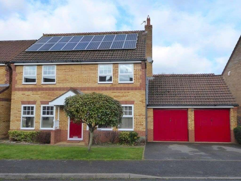 9, Limefield, Oakham, is on the market with Murray