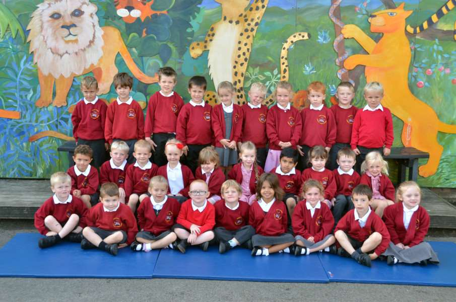Market Deeping Community Primary School reception class