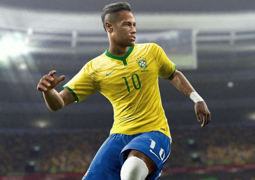 The graphics on PES 2016 are the best yet