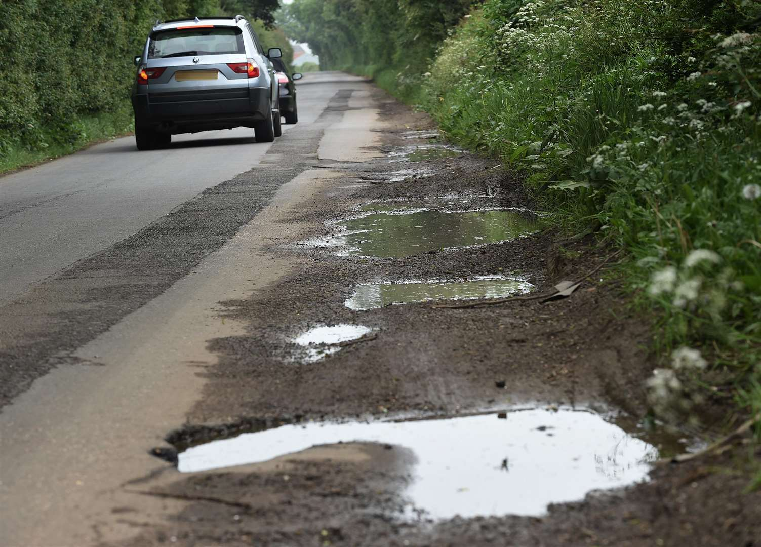 Lincolnshire has received an extra £13.7m for road repairs