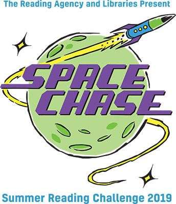 The Space Chase Summer Reading Challenge (13650658)