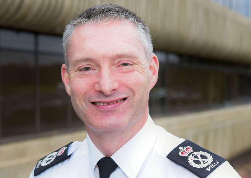 Chief Constable of Lincolnshire Bill Skelly. Photo by Martin Birks.