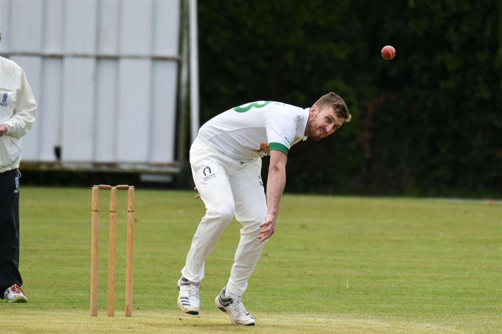 Shaun Morris took six wickets for Oakham's first team. (46597151)