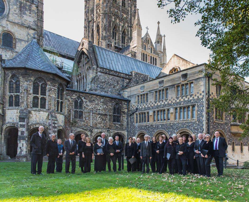 Stamford Singers at Canterbury Cathedral (6367765)