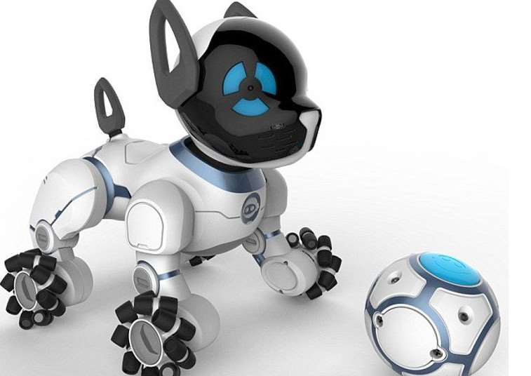 Chip the Robotic Dog
