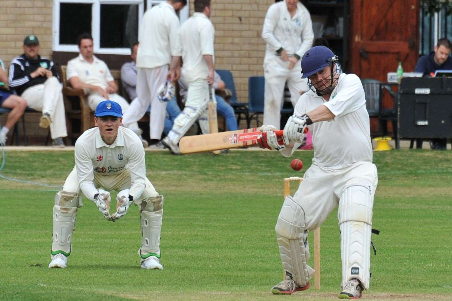 Uffington went top of Division Two of the Rutland League after victory over Bourne on Sunday. Photo: Alan Walters (11245409)