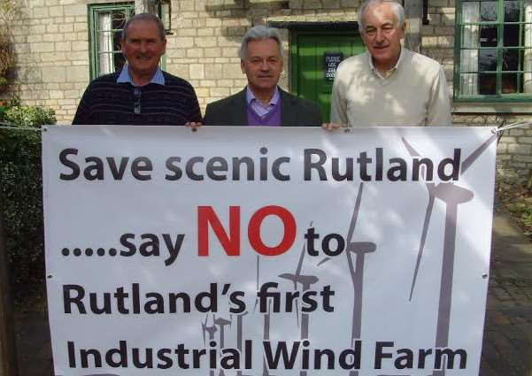MP Alan Duncan joins the opposition to Woolfox wind farm.